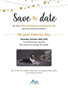 The Save Them All Ball! @ The Tirrell Room | Quincy | Massachusetts | United States