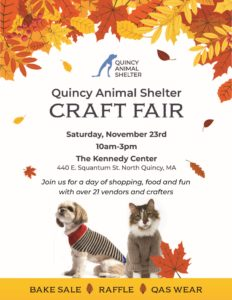 2019 Fall Craft Fair @ The Kennedy Center | Quincy | Massachusetts | United States